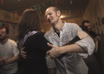 W tańcu i o tańcu. Piotr Zgorzelski