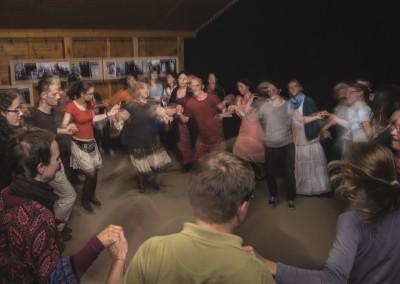 Czego się nauczyłem i wciąż się uczę…, ucząc wiejskich tańców? Grzegorz Ajdacki