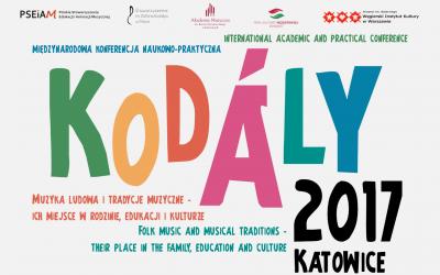 Prezentacja Programu Mały Kolberg na Akademii Muzycznej w Katowicach