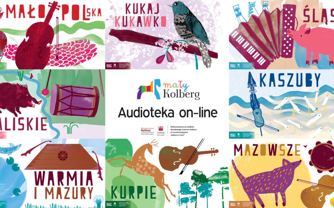 Audioteka on-line
