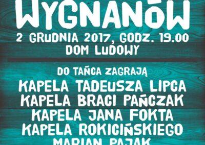 Plakat WKT Nieznamierowice. Autorka: Katarzyna Rosik
