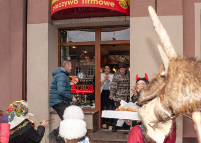 Odwiedziny w piekarni Piotruś w Ozorkowie. Fot. Zofia Analog