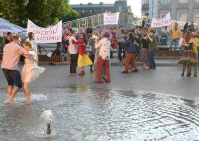 Festiwal Zawiéruchy Radomskie. Fot. Łukasz Zaborowski