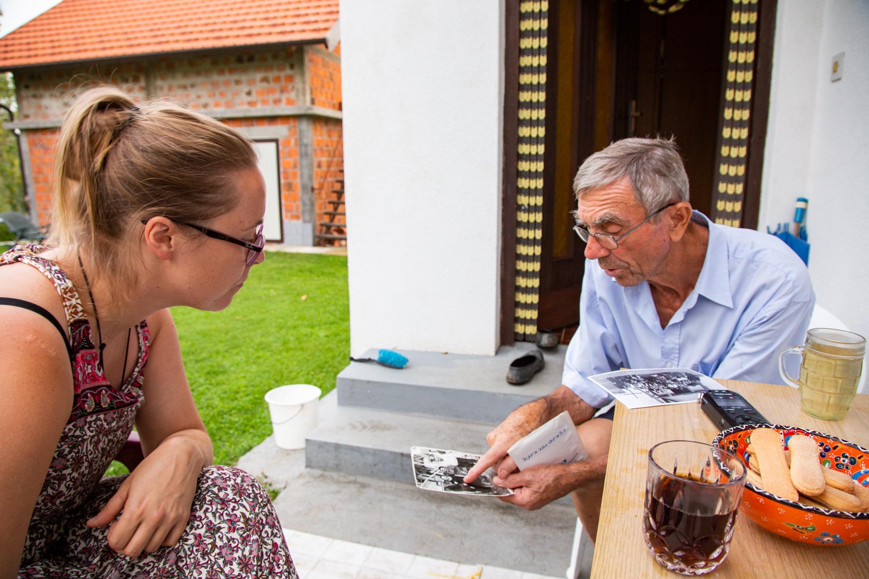 Wywiad z Johannem Andresem – przedstawicielem polskiej mniejszości w Bośni.